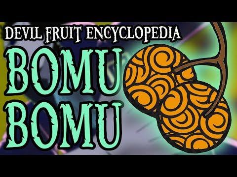 The Bomu Bomu no Mi (Devil Fruit Encyclopedia)