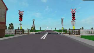 ROBLOX | Sandyton Level Crossing