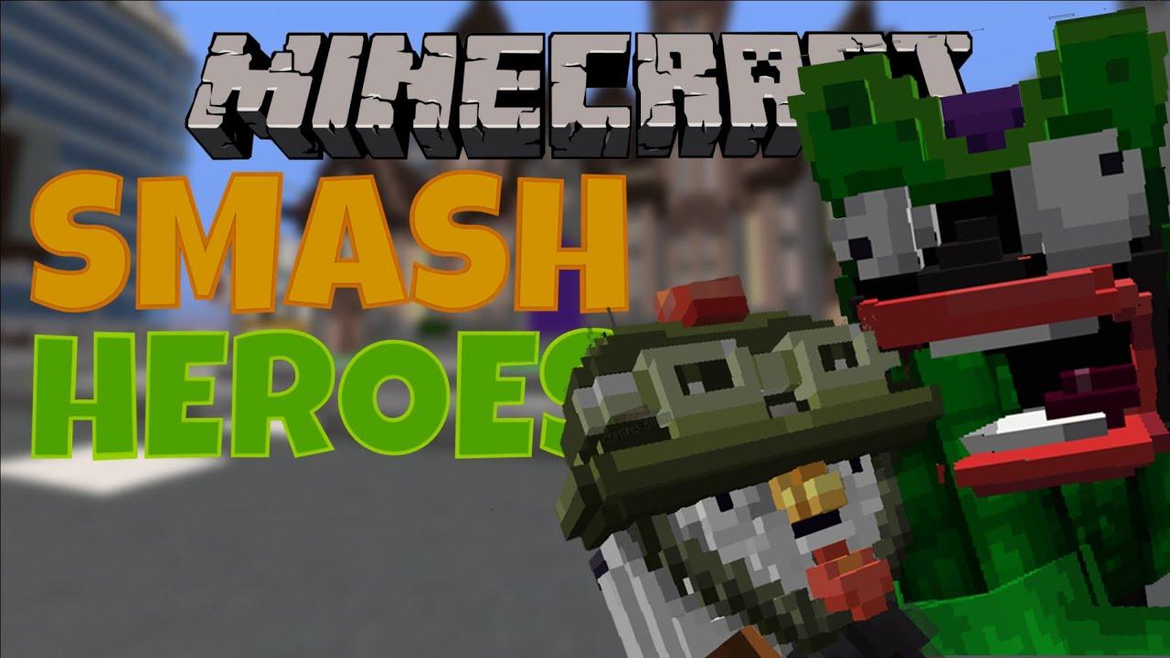 Smash heroes minecraft hypixel vip