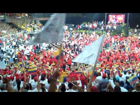 Cuando digo Soy, quiero decir #SomosVenezuela