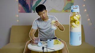 Hi5 Review - Meet Juice Blender - Máy Xay Sinh Tố Cầm Tay thật sự tốt?