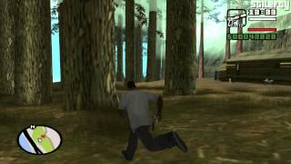 GTA San Andreas - Mission #28 - Badlands