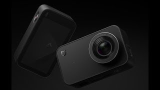 Купить новую камеру Xiaomi Camera Mini 4K 30fps Action Camera