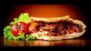 Самый популярный ФАСТФУД в Германии - Döner Kebab/ German Fast Food