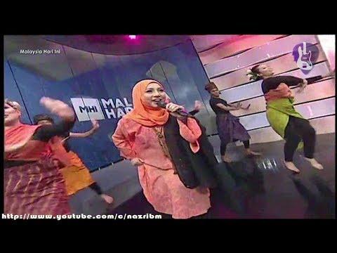 Noraniza Idris membawakan lagu-lagu popular beliau secara Medley di MHI 2018 (Live HD)
