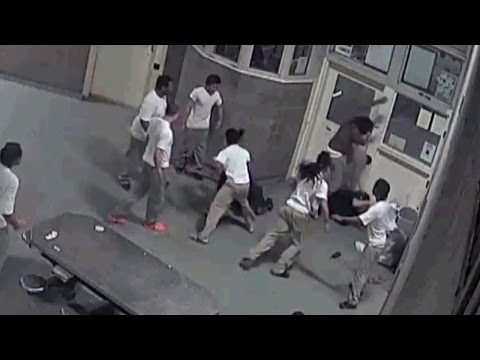 Thumbnail: Surveillance Video Shows How 3 Inmates Brutally Beat Their Jail Guards