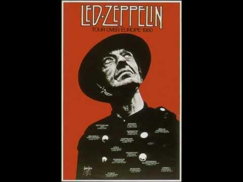 Led Zeppelin Train Kept A Rollin