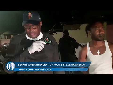 WATCH: Man Arrested For Defying Curfew Order