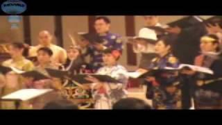 "AYC2009 ""2 movements from Composition for Chorus"" (Michio Mamiya)"