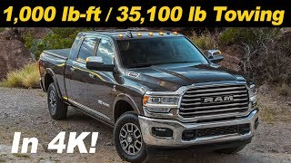 2019 RAM 2500 / 3500 - Towing To The Max