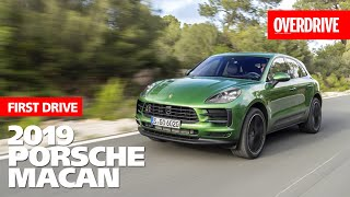 2019 Porsche Macan first drive review | OVERDRIVE