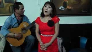 Hương xưa 2014 Quỳnh Hương hát Ngô Tín đệm đàn