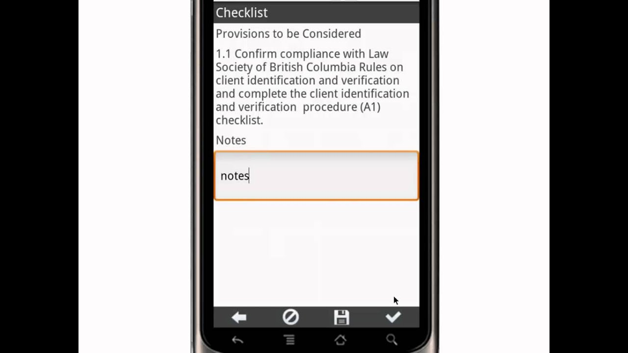 Canvas Share Purchase Agreement Drafting Checklist Canada Mobile App