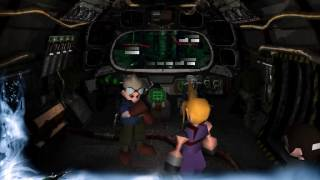 Final Fantasy VII OST Symphonic Remaster : 4 - 09 - Launching a Dream into Space