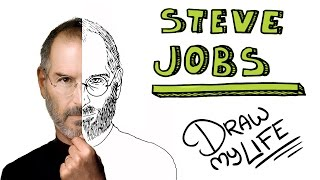 STEVE JOBS | Draw My Life