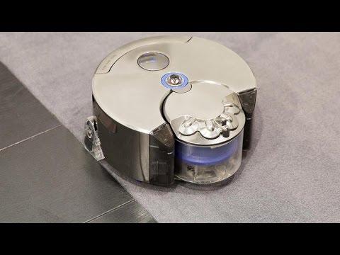 Aspirateur robot de dyson 360 eye robot vacuum clea doovi Aspirateur de table dyson