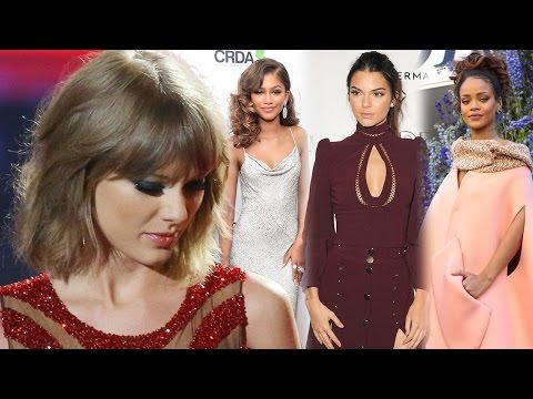 11 Times Celebs Shaded Taylor Swift's Squad