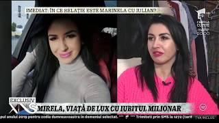 Mirela Banias, fosta concurenta la Insula Iubirii, viata de lux cu iubitul milionar