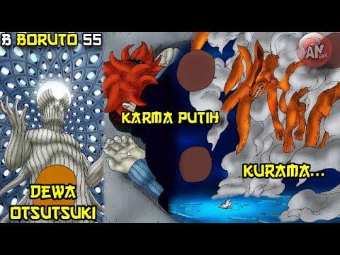 Dewa Otsutsuki, Karma