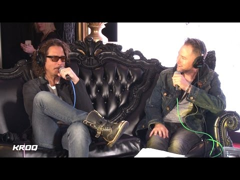 Chris Cornell Interview - KROQ Almost Acoustic Christmas 2015