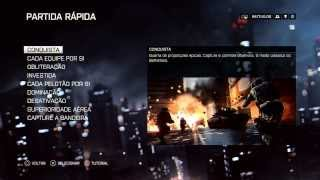 BF4 on PS4 - 1080i - Xangai Conquest