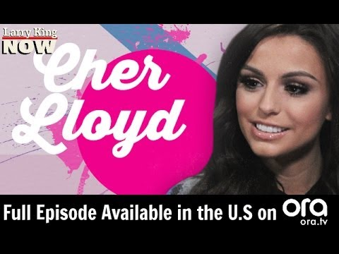 "Cher Lloyd on ""Larry King Now"" - Full Episode Available in the U.S. on Ora.TV"