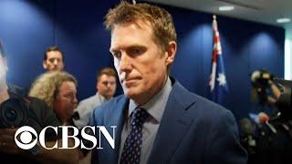 Australia's attorney general accused of rape, denies allegations