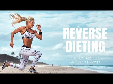 Reverse Dieting: What Is It and Should YOU Try It?? | MIND PUMP