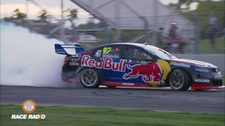Coopers Mild Race Radio – SVGs Townsville burnout