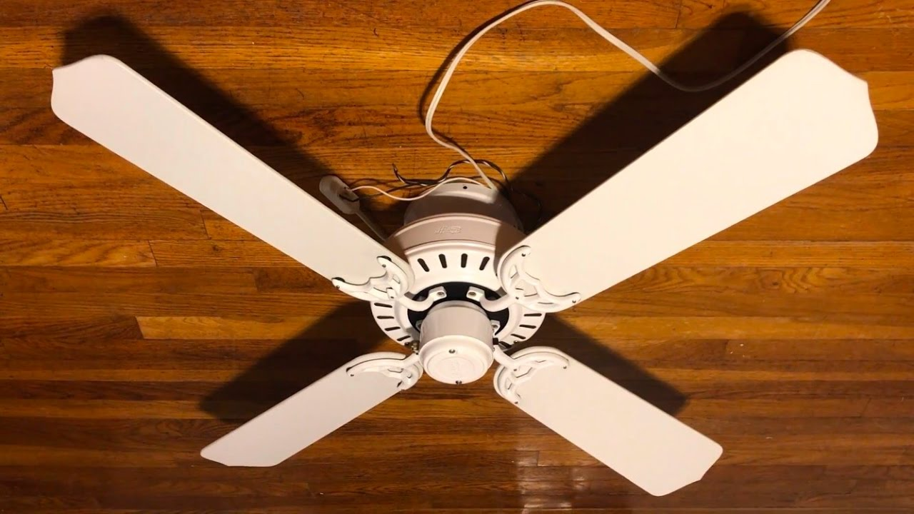 Hunter Summer Breeze Ceiling Fan 42 Quot 4 Blade White
