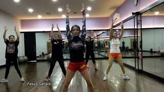Senam 1 Jam Aerobic Bl Jerit Atiku Youtube