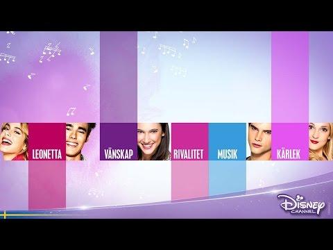 Det bästa från Violetta: Leonetta vänskap rivalitet musik och kärlek - Disney Channel Sverige