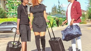 Eric Omondi, Beautiful wife Chantal and Chipukeezy Funny moments in DUBAI!!!