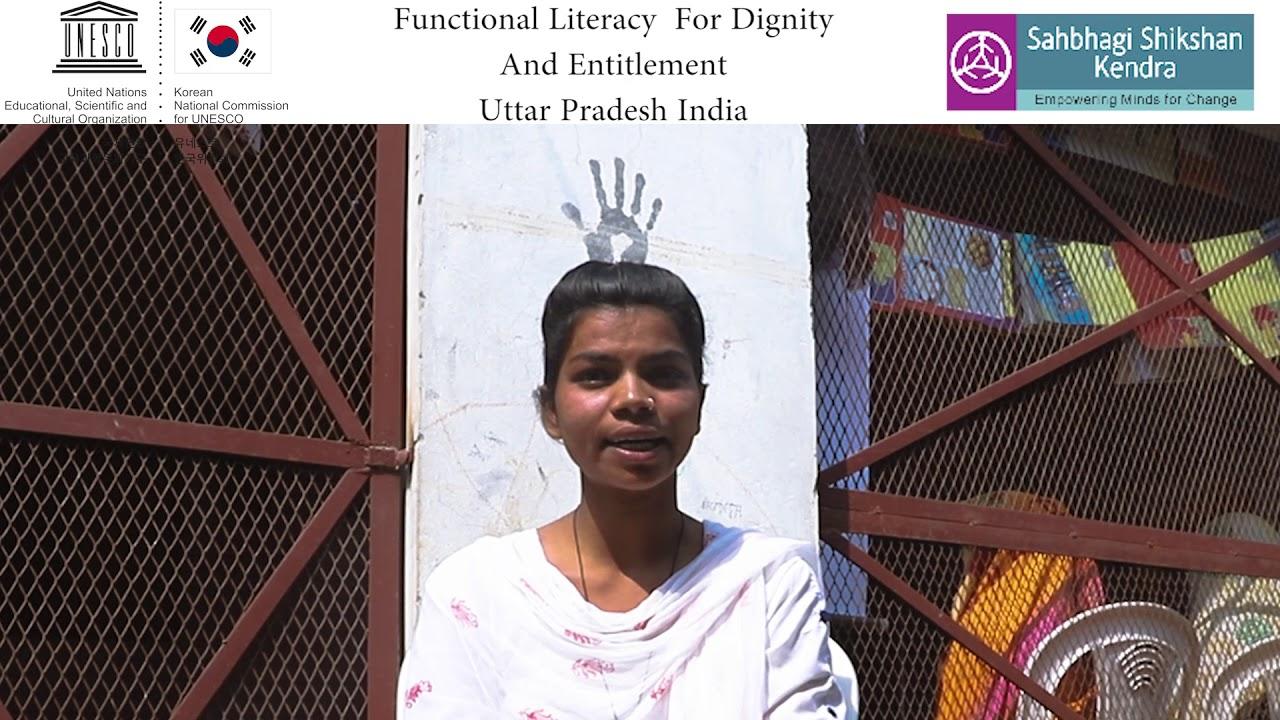 Suhasini is empwering women through literacy centres