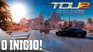 Test Drive Unlimited 2 - #1 - O Início!