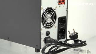 Stark Country 1000 online 8A - видео обзор ИБП(ИБП Stark Country 1000 online мощностью 1000Ва предназначен для стабилизации напряжения и обеспечения бесперебойного..., 2015-10-01T10:41:05.000Z)