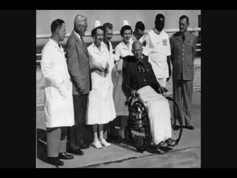 """President Dwight Eisenhower - The """"Eisenhower Doctrine"""""""