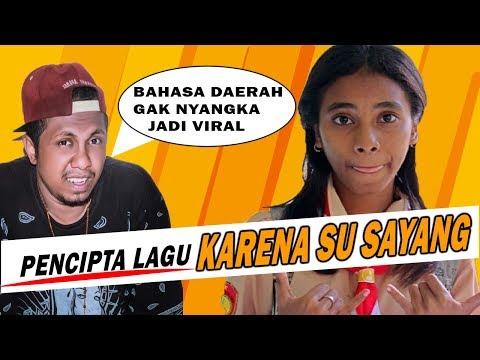penyanyi asli lagu KARENA SU SAYANG #KarenaSuSayang