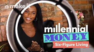 Living On $100K+ A Year | Millennial Money Marathon