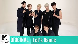 Let's Dance: MONSTA X(몬스타엑스) _ 걸어(All in) *English subtitles...