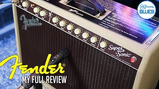 Is the Fender Super-Sonic 22 Still a Great Amplifier? My Full Review