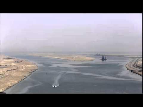 Egypt's Sisi inaugurates 'new Suez Canal'