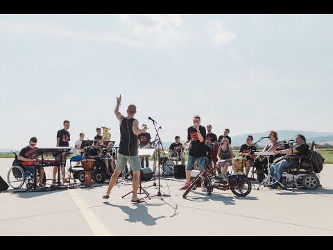 The Tap Tap + Radoslav Piovarči live at Pohoda in the Air
