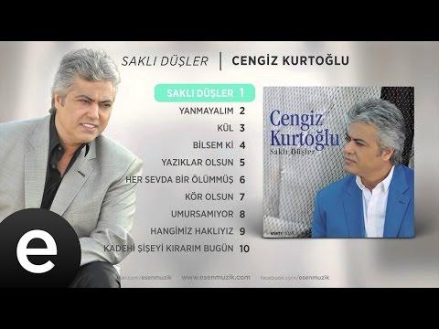 Saklı Düşler (Cengiz Kurtoğlu) Official Audio #saklıdüşler #cengizkurtoğlu - Esen Müzik