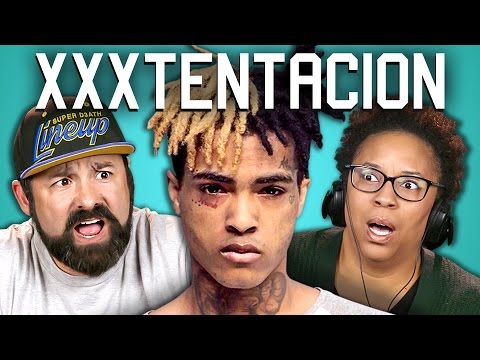 Thumbnail: PARENTS REACT TO XXXTENTACION