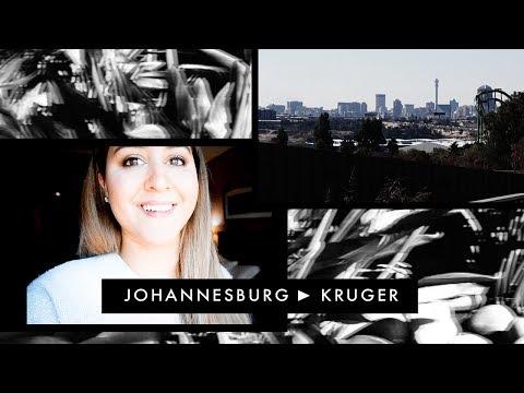 Johannesburg to Kruger Roadtrip    South Africa Travel Vlogs   Isabel Velazquez
