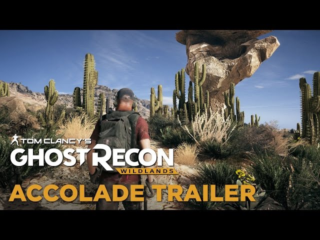 Tom Clancy's Ghost Recon: Wildlands Video 1