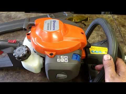 husqvarna 122hd45 carburetor adjustment