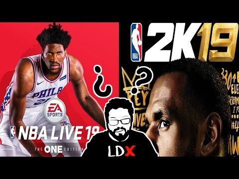 NBA 2K19 o NBA LIVE 19, CUAL COMPRAR