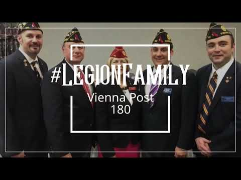 Vienna Post 180 Legion Family
